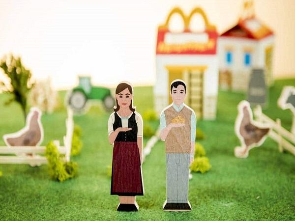VIRTUE designs The Heroes of Sustainability campaign for McDonald's Austria