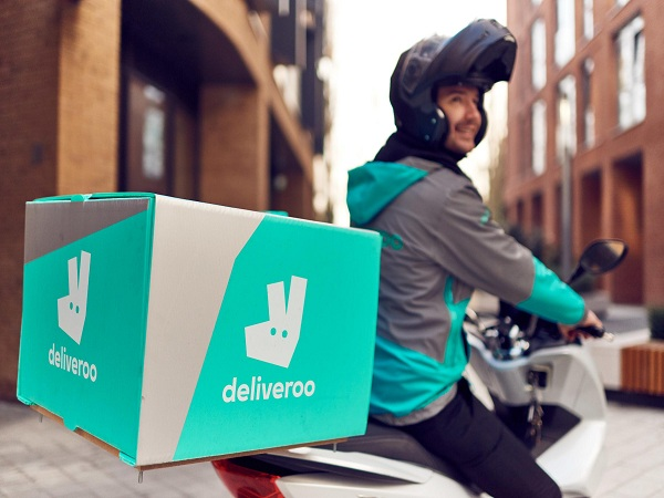 UK's Deliveroo partners with Button to drive incremental sales