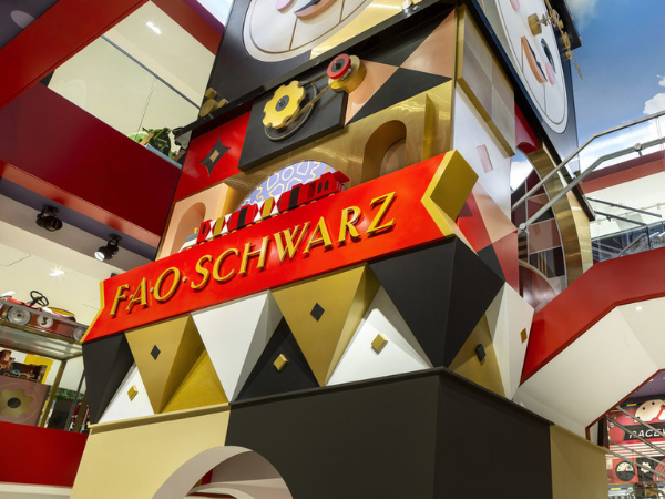 FAO Schwarz partners with Prénatal Retail to open flagship store in Italy