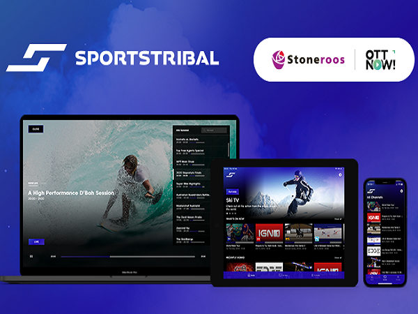 SportsTribal launches with OTT NOW!